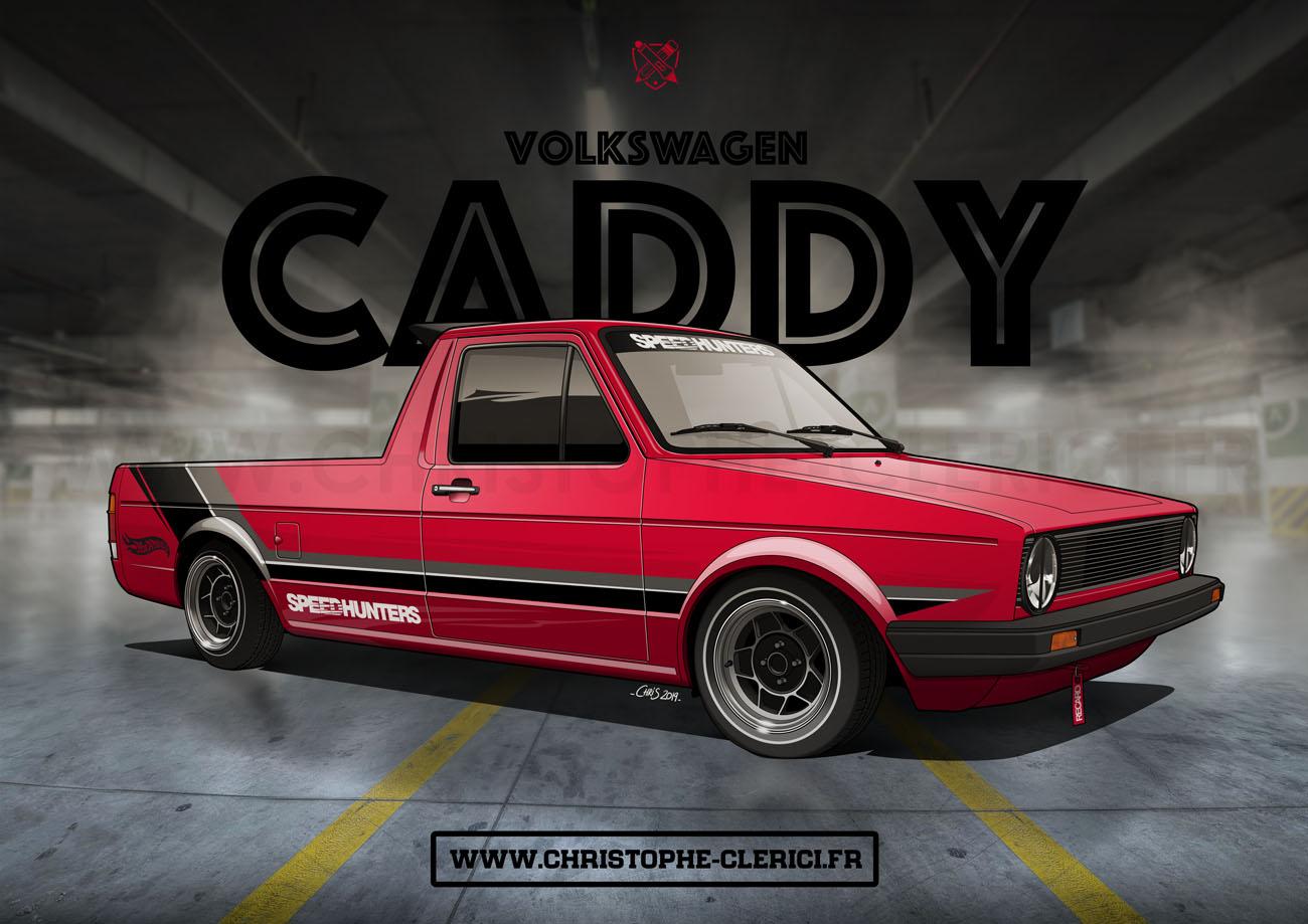 VW-CADDY-MK1-ROUGE