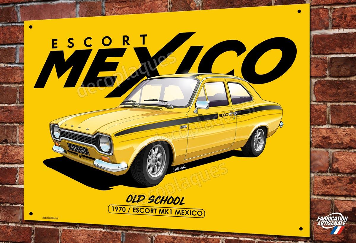 FORD ESCORT MEXICO MK1